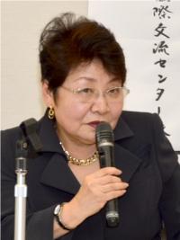 遠藤誉先生/月例会/公益財団法...