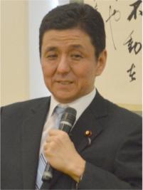 岸 信夫先生/月例会/公益財団...